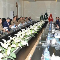 Government and Army Meeting