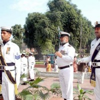 Guard Ceremony