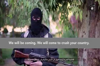 ISIS France Threats