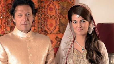 Imran Khan & Ryham Khan