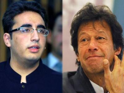 Imran Khan and Bilawal