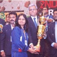 Indian Arm wrestling