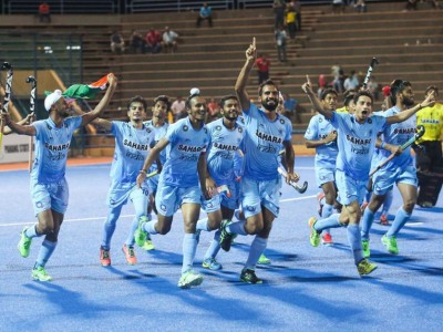 Junior Indian Hockey Team