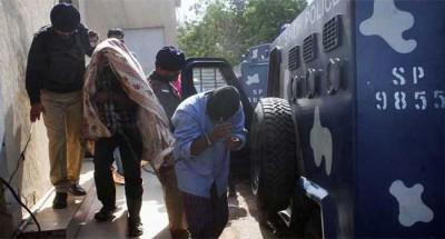 Karachi Baldia Suspects Arrested