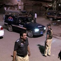 Karachi Police Encounter