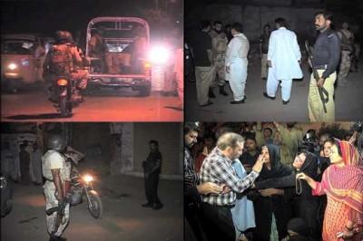 Karachi Rangers Raid