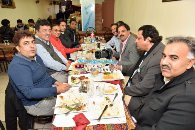 Khalid Bashir Honors Dinner