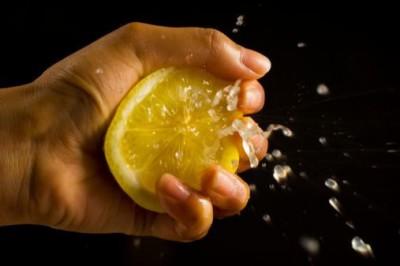 Lemon Squeezing