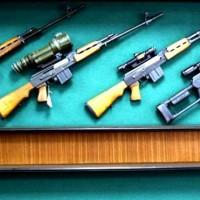 M 70 Rifles