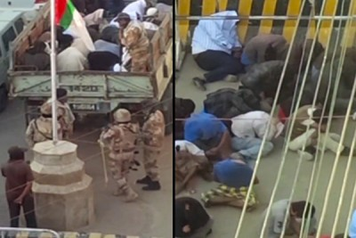 MQM Workers Arrested