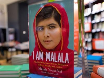 Malala Yousafzai Book