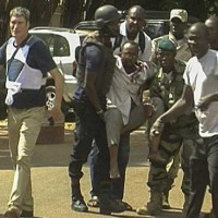 Mali Attack, Security Forces