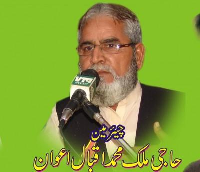 Malik Mohammad Iqbal Awan
