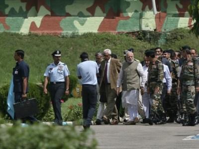 ModI Visit Kashmir