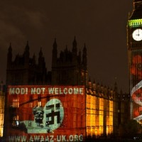 Modi Not Welcome Parliament