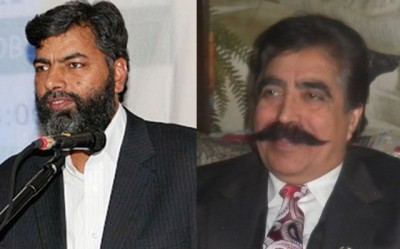 Mohammad Iqbal Chaudhry and M. Shakeel chughtai