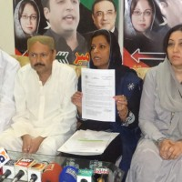 Nafisa Shah Press Confrance