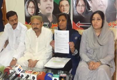 Nafisa Shah Press Confrance