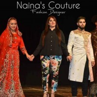 Nina Khan Fashion Designer