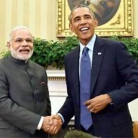 Obama And Narendra Modi