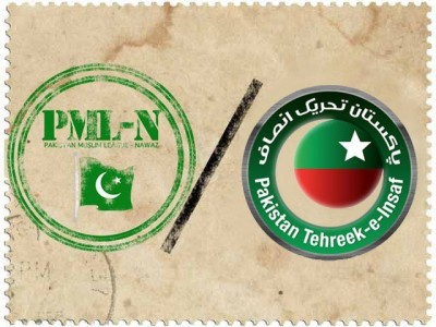 PMLN And PTI