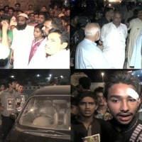 PTI,PML-N,Workers Collision