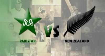 Pak vs New Zealand