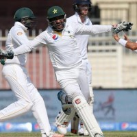 Pakistan And England Test