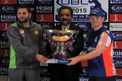 Pakistan, England T20