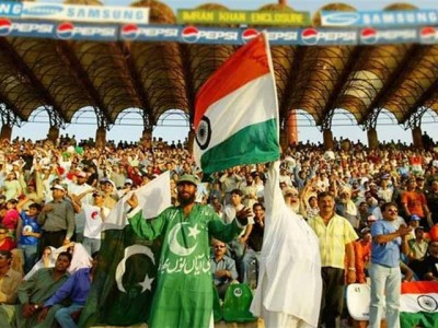 Pakistan India Cricket Series