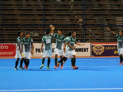 Pakistan Junior Hockey Team