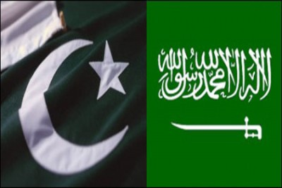Pakistan and Saudi Arabia