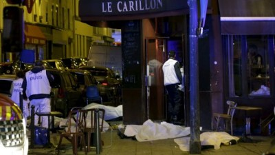 Paris Explosions