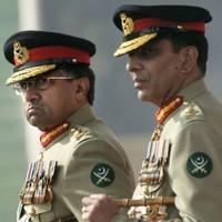 Pervez Musharraf And General Ashfaq Kayani