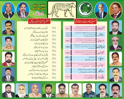 Pir Mahal Election