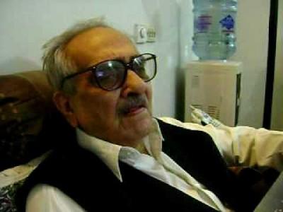 Poet Jamiluddin Aali