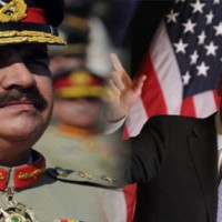 Raheel Sharif And Joe Biden
