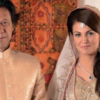 Reham Khan, Imran Khan