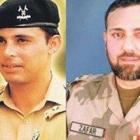 Retired Col. Zafar Abbas