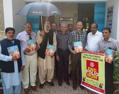 Rotary Club Members Meeting