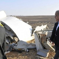 Russian airliner crash