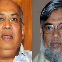 Salahuddin Quader Chowdhury and Ali Ahsan
