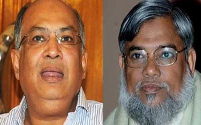 Salahuddin Quader Chowdhury and Ali Ahsan