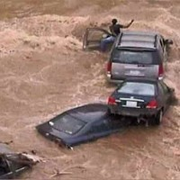 Saudi Arabia, Heavy Rains
