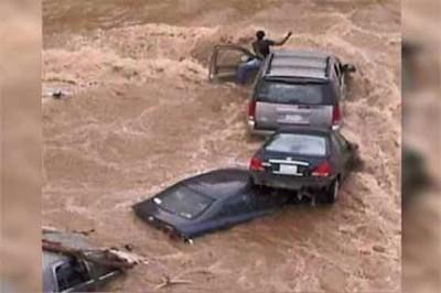 Saudi Arabia, Heavy Rains