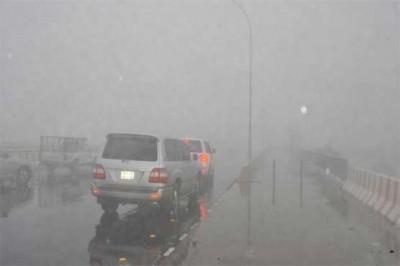 Saudi Arabia Rain