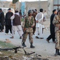 Security Personnel killed