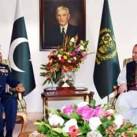 Sohail Aman and Nawaz Sharif
