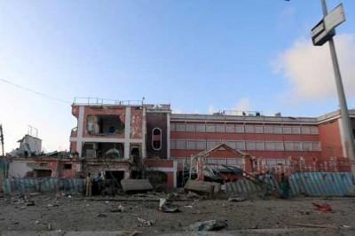 Somalia Hotels Bombings