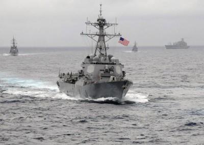 South China Sea USA